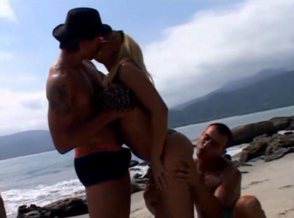 пляжном сексе мжм