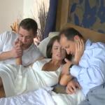 Семейный секс мжм